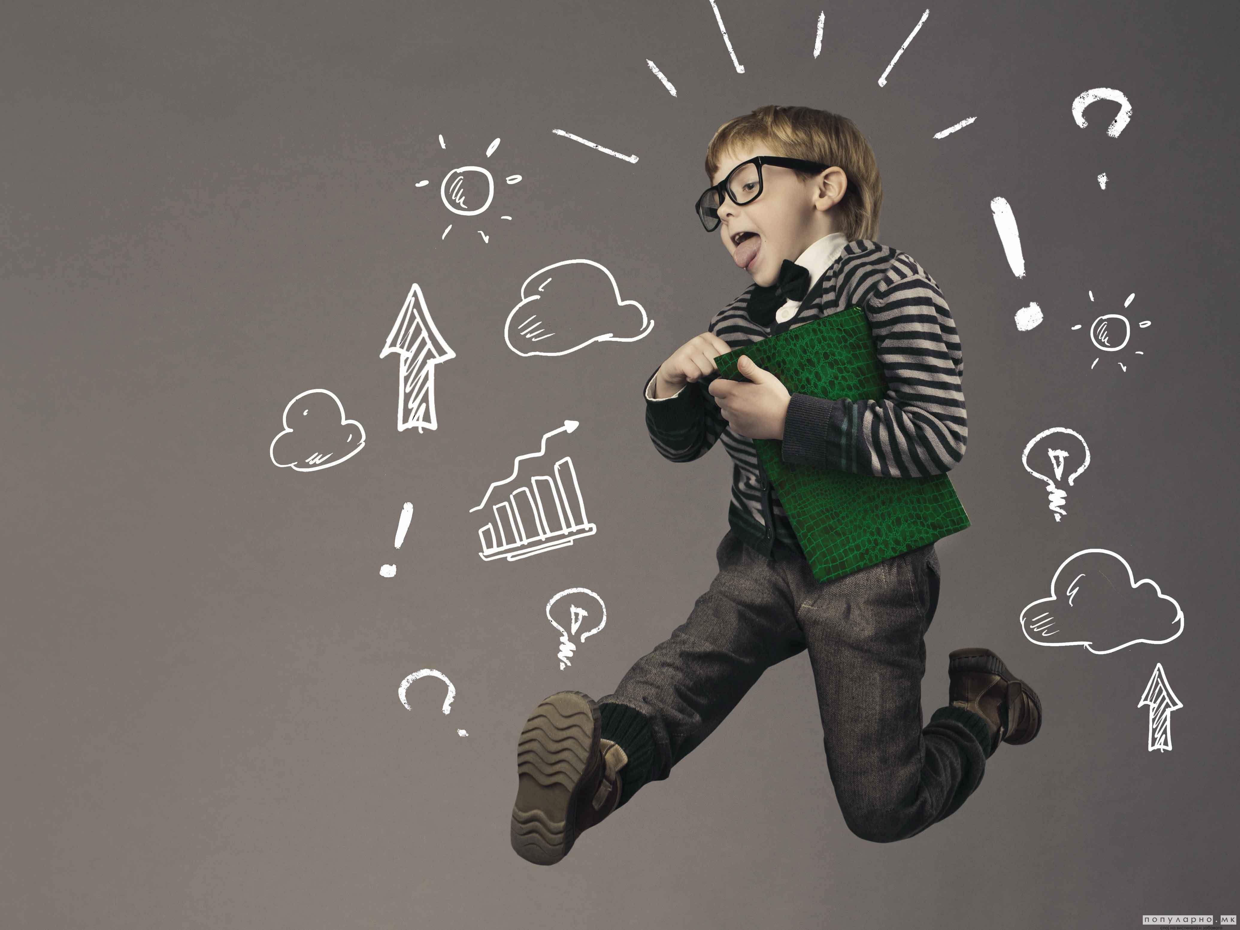 Дваесет знаци дека вашето дете е талентирано
