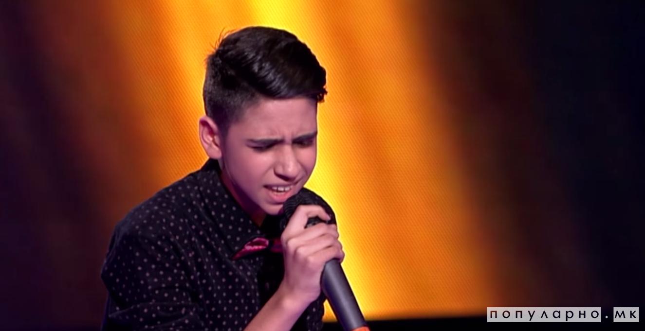"""Жирито повторно на нозе: Погледнете го настапот на Трајче Георгиев на песната """"Esta Ausencia"""""""