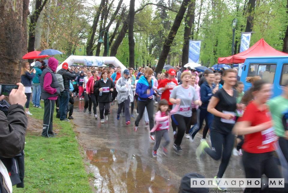Виз Ер Скопски маратон: Трета женска трка на 5-ти април во Скопје