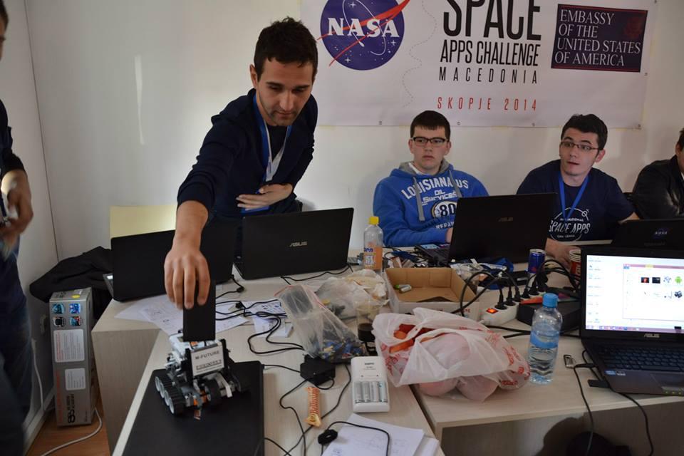 Утре започнува NASA Space Apps Challenge 2015: 48 часа македонските студенти ќе работат за НАСА