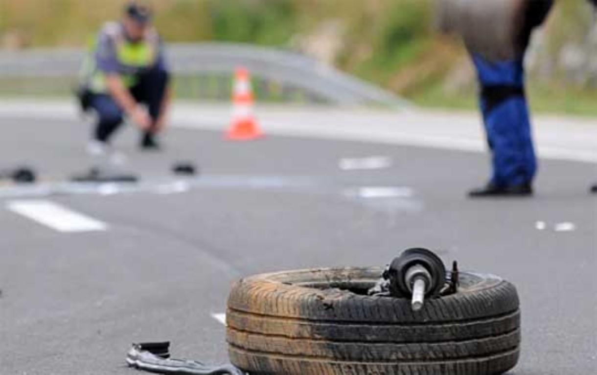 Еден загинат во сообраќајка кај Стража: Сообраќајот е во прекин