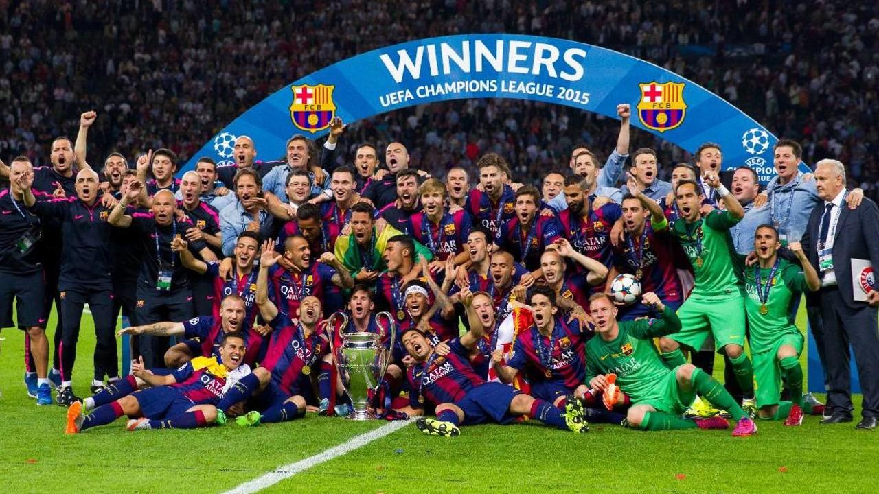 Барселона нов европски фудбалски шампион