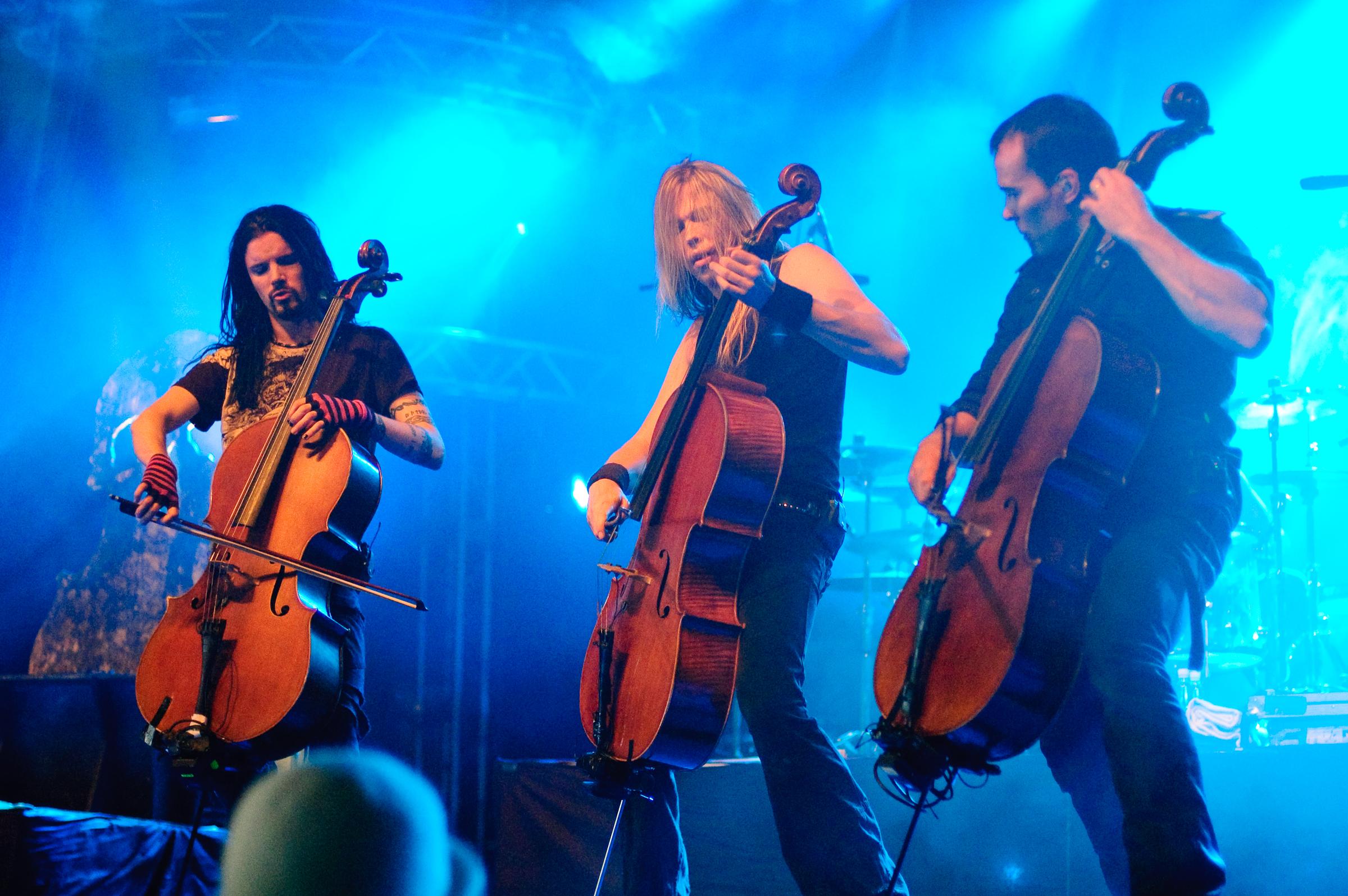Интензивниот, гласен и експлозивен бенд APOCALYPTICA доаѓа во Скопје