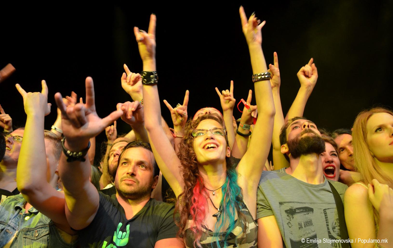 ФОТОГАЛЕРИЈА: Motorhead, Tom Odell и Hardwell за експлозивен втор ден на Егзит фестивалот