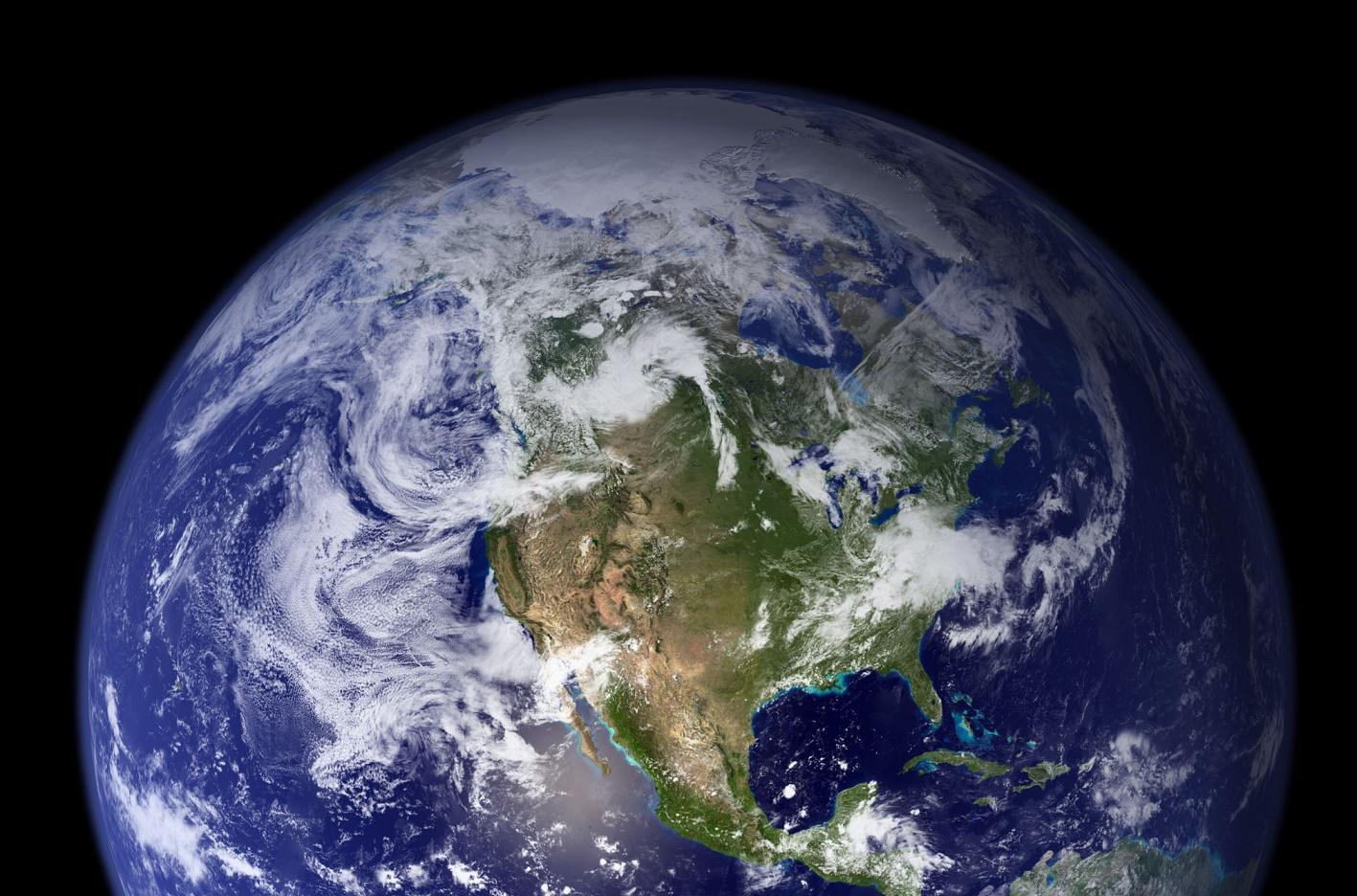 НАСА: Прва целосна фотографија на Земјата по 43 години