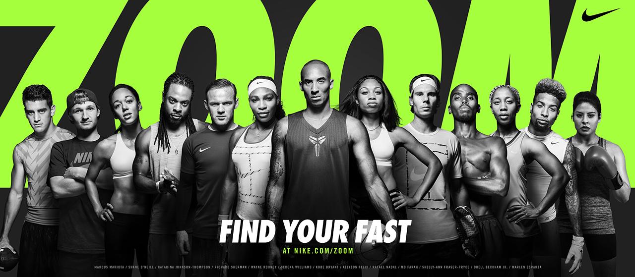 Nike ве предизвикува да ја пронајдете вашата брзина ова лето