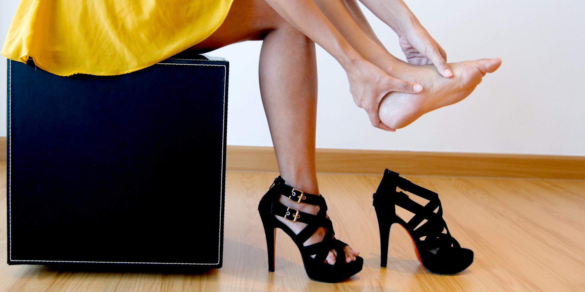 Шест решенија за најбезболно носење на чевли со високи потпетици