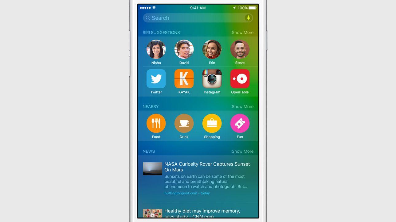 Новиот оперативен систем iOS 9 на Apple од денеска слободен за бесплатно преземање