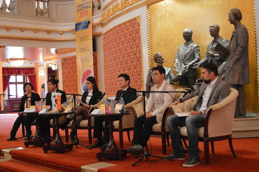 Скопје и Македонија 4 денови ќе уживаат во Корејската култура