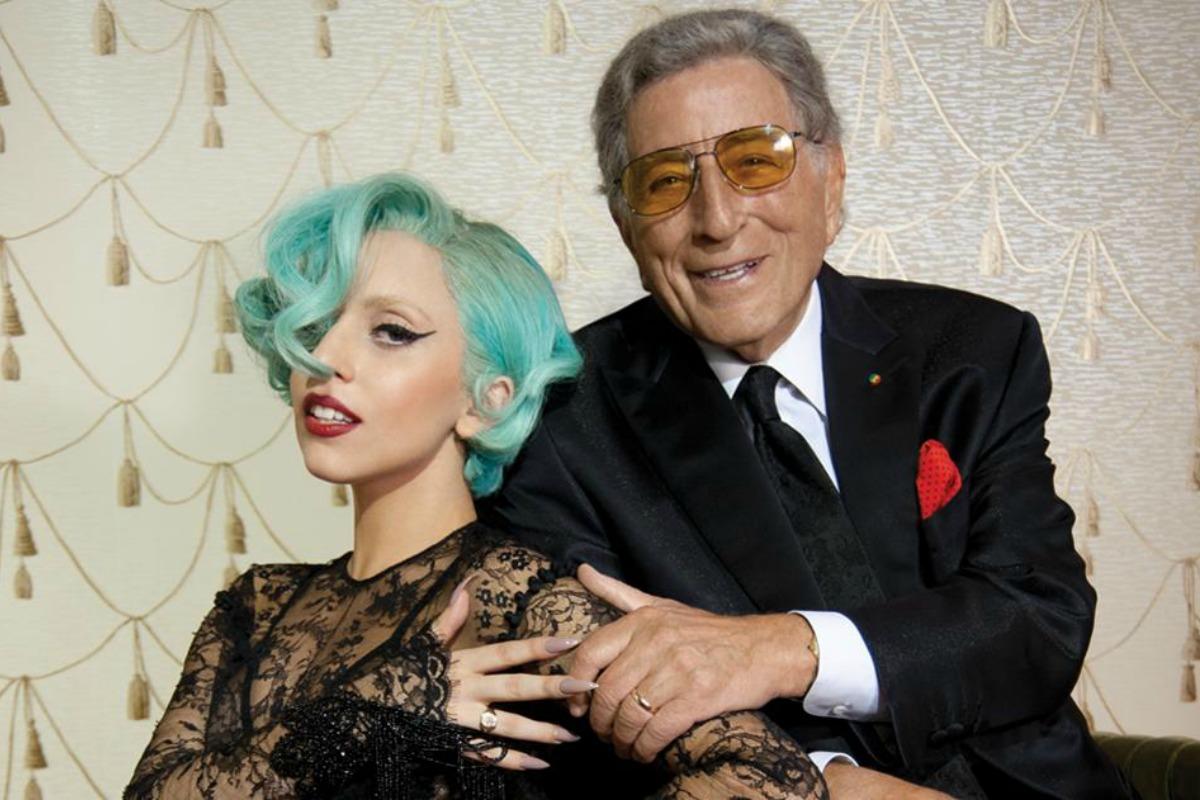 Лејди Гага снима втор албум со Тони Бенет