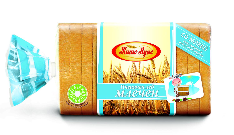 Нов член на фамилијата тост лебови на Жито Лукс: Млечен леб