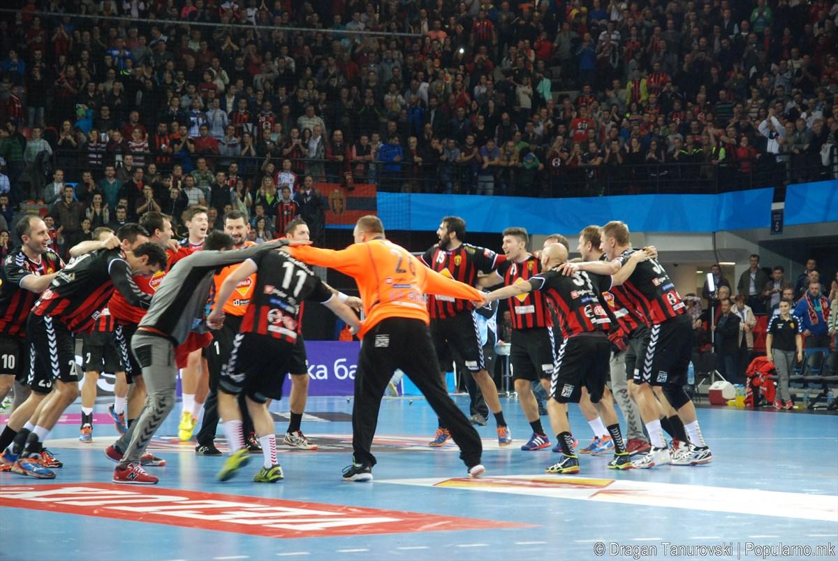 ФОТОГАЛЕРИЈА: Вардар со десет разлика го совлада полскиот првак Киелце