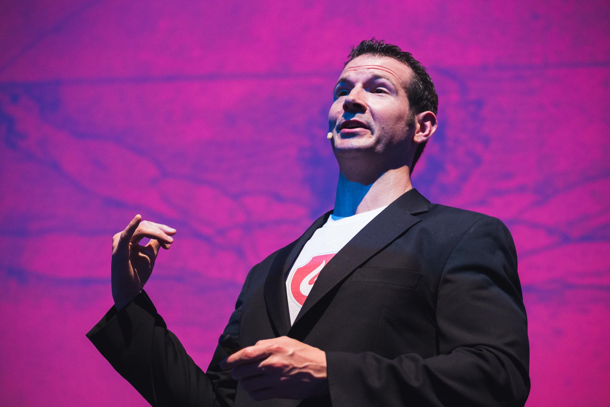 Скопје домаќин на еден од најиновативните претприемачи во светот - Гери Вајтхил
