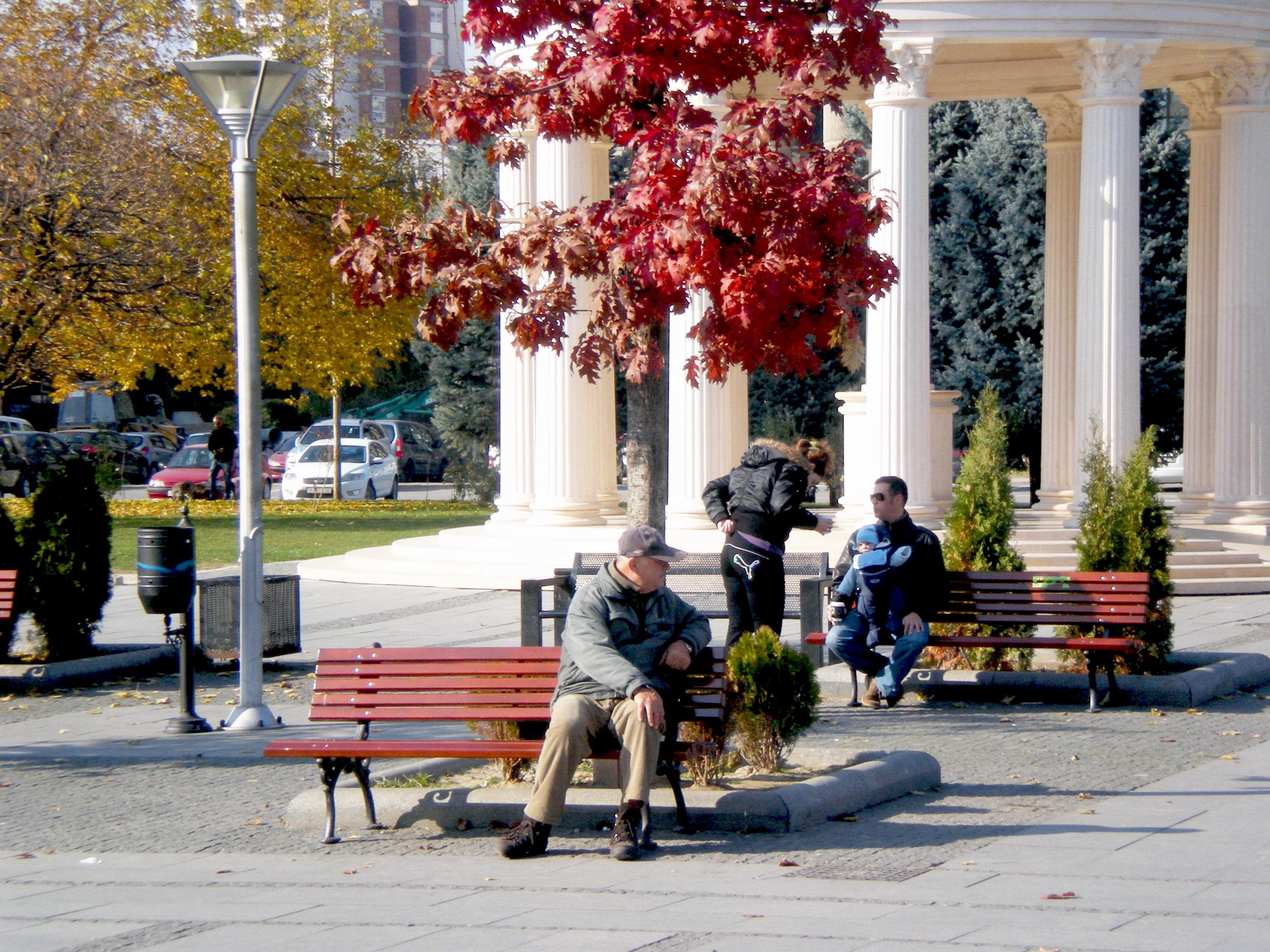 ВРЕМЕТО ДЕНЕС: Сончев есенски ден со температура до 18 степени