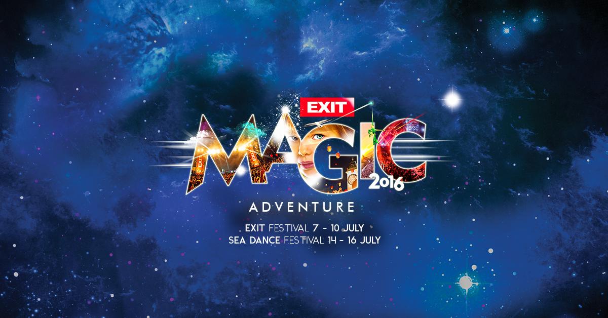 Погледни го официјалниот трејлер за Exit Авантурата 2016 и откриј зошто е магична!