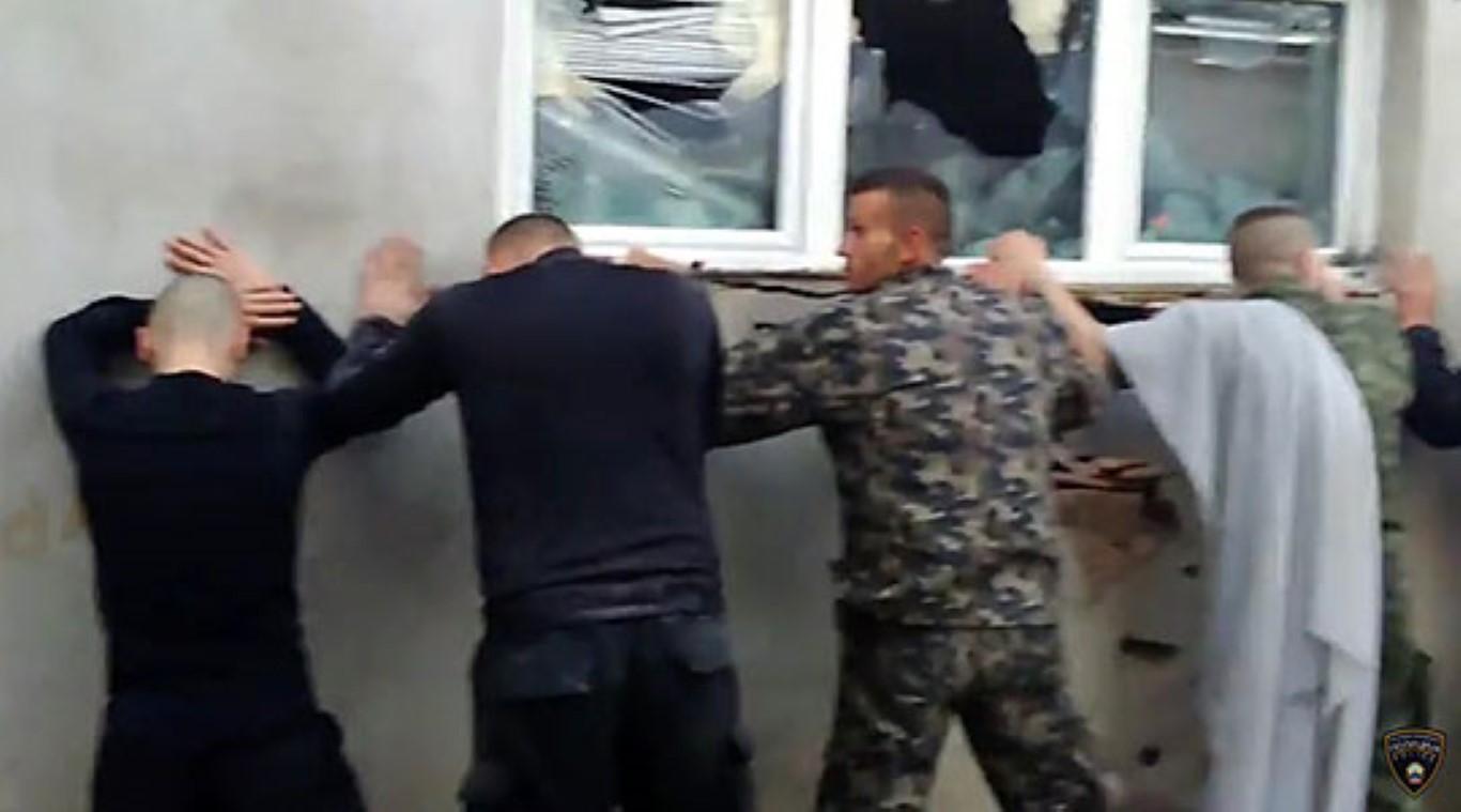 """Обвинетите за настаните во """"Дива населба"""" се изјаснија дека се невини"""