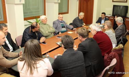 СДСМ: Не учествуваме на избори на 24 април