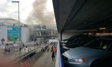 Најмалку 13 загинати и 35 ранети во нападот на аеродромот во Брисел