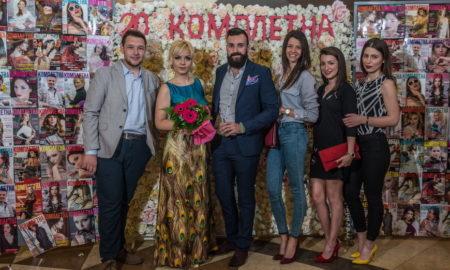 """Македонската естрада на 20. роденден на магазинот """"Комплетна"""" (ФОТОГАЛЕРИЈА)"""