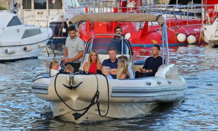 Тери плаќа јахта 550.000 евра неделно и крстосува по Јадранот