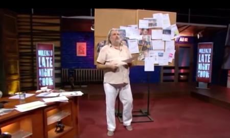 """Забранета емисијата на Миленко Недеделковски поради """"Вистината за Макпетрол"""" (ВИДЕО)"""