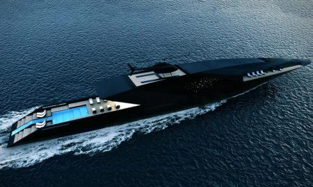 """СОН НА СЕКОЈ МИЛИЈАРДЕР: Погледнете ја новата суперјахта """"Црн лебед"""""""
