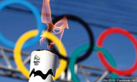 Оланд, Ренци, Кери и Бан Ки-мун на отворањето на Олимписките игри во Рио