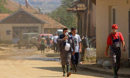 Жителите на Смилковци добија вода и струја