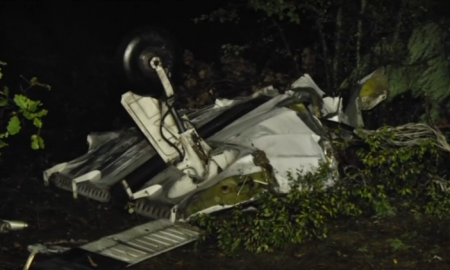 Пронајдени телата на сите шест загинати патници од урнатиот авион