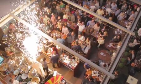 ПРВА ОД ОВАА СЕЗОНА: Погледнете како помина афтерворк журката во Дежаву (ФОТОГАЛЕРИЈА)