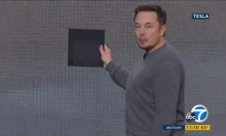 Тесла Моторс ја претстави невидливата соларна батерија