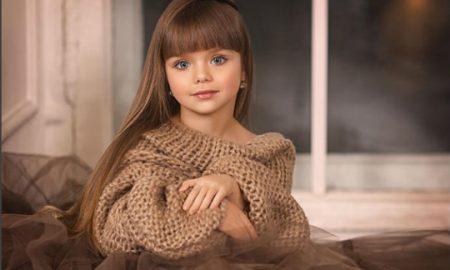 """Петгодишна Русинка прогласена за """"најубаво девојче на светот"""""""
