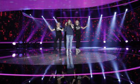 ДЕТСКИ ЕВРОСОНГ: И покрај одличниот настап на Мартија, Македонија на 12-то место (ВИДЕО)