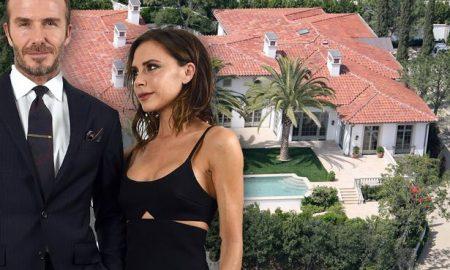 Дејвид и Викторија Бекам ја продаваат вилата во Лос Анџелес бидејќи им е мала