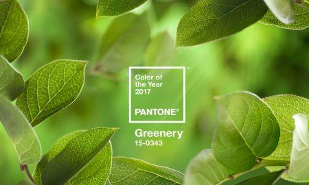 Бојата на 2017 година е светлозелената!