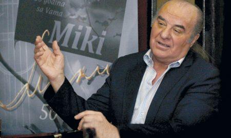 Почина Мики Јевремовиќ