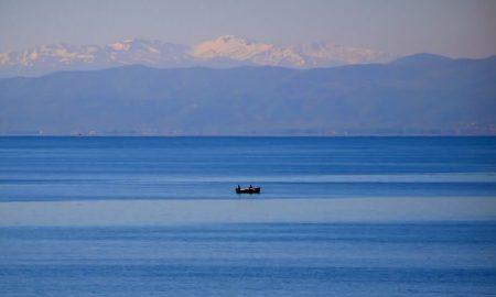 Нивото на Охридско Езеро под дозволениот минимум
