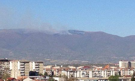 Изгаснат пожарот кај Булачани, се интервенира во Раштак и Липково