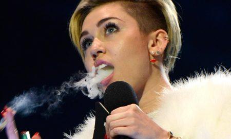 МАЈЛИ САЈРУС: Пред три недели престанав да користам марихуана