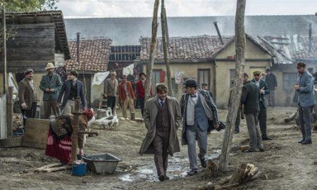 """Скопска премиера на ТВ-серијата """"Сенки над Балканот"""""""