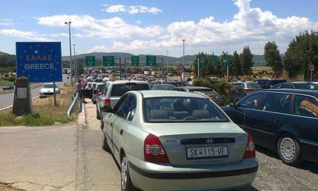 Над 275 илјади Македонци ја посетиле Грција од почетокот на годината
