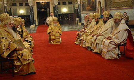 Синодот на БПЦ одлучи да ја биде мајка-црква на МПЦ