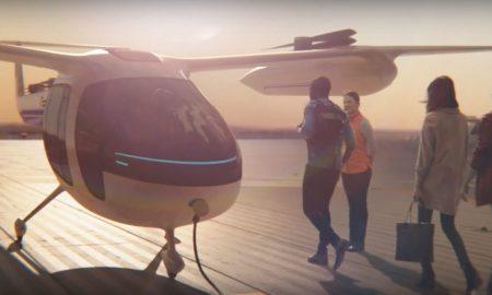 """""""Убер"""" најави соработка со НАСА за производство на летачки автомобили"""