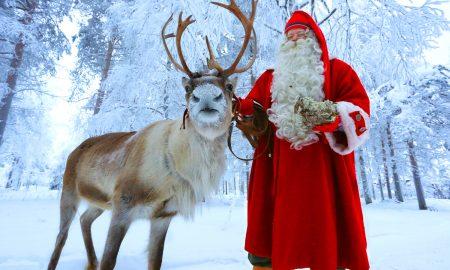 Науката откри кој ја влече санката на Дедо Мраз