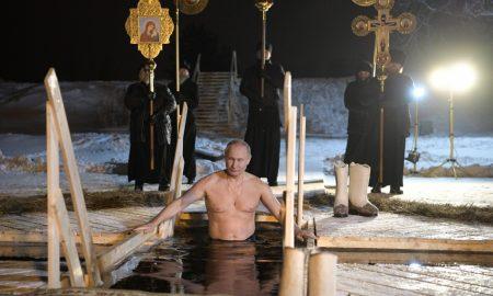 И Путин скокаше по крстот