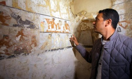 Во Каиро е откриена масовна гробница стара 4.400 години