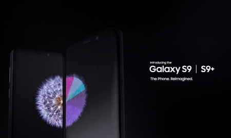 Самсунг ги претстави новите телефони Самсунг Галакси С9 и С9+