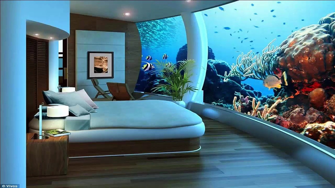 Нова оригинална туристичка атракција на Малдивите (ВИДЕО)