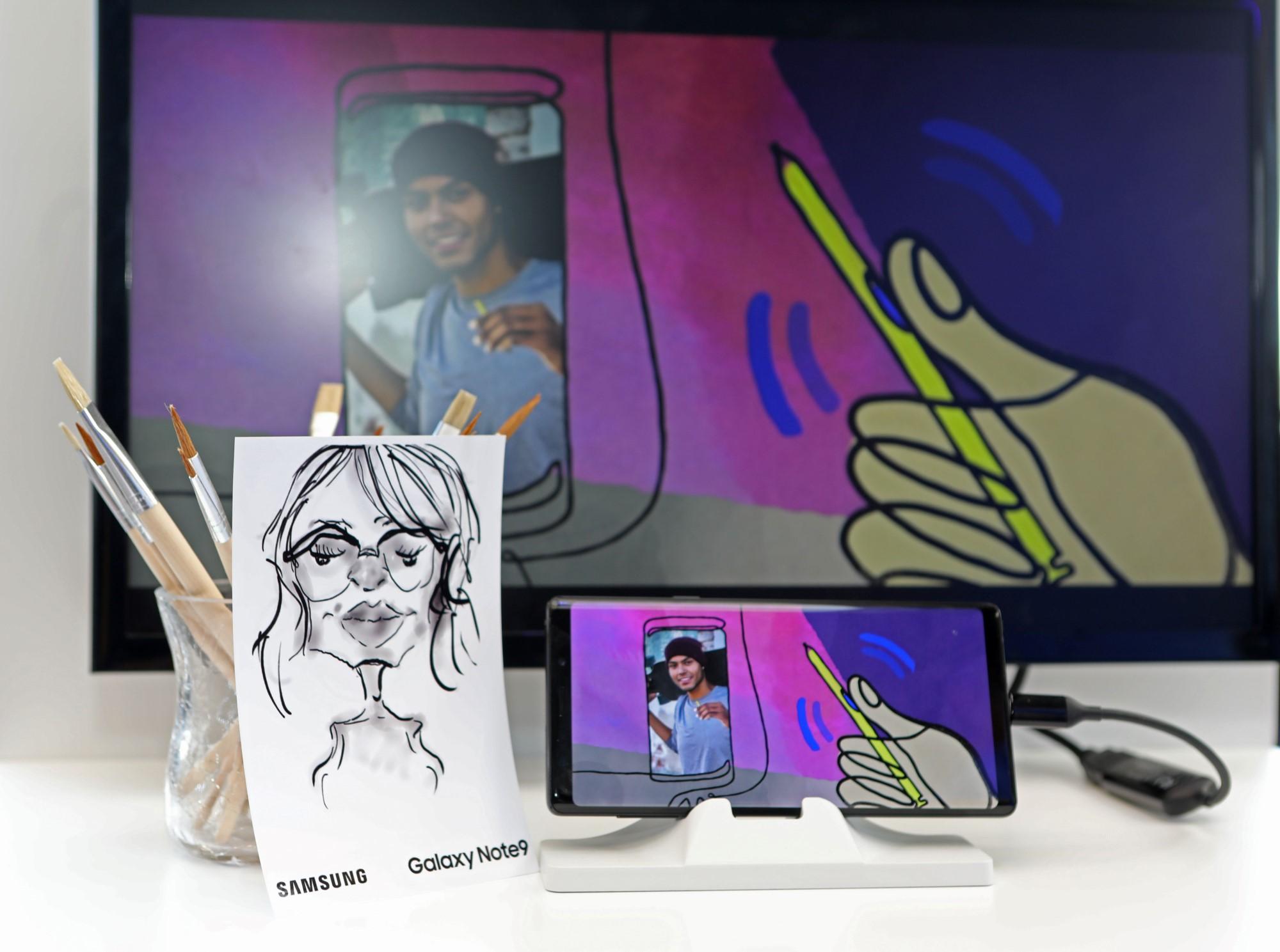 Најновиот, супер моќен член на Галакси семејството -Galaxy Note9 претставен во Македонија